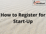 How to Register for Start-Up