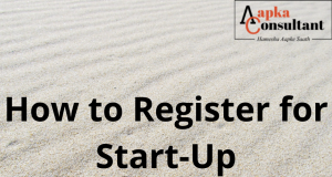 How to Register for Start-Up