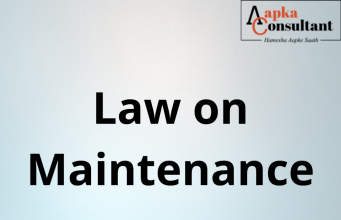 Law on Maintenance