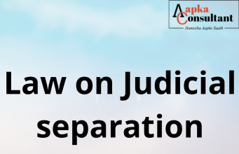Law on Judicial separation