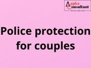 Police protection for couples