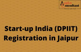 Start-up India (DPIIT) Registration in Jaipur