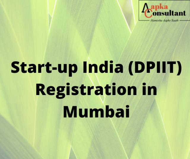 Start-up India (DPIIT) Registration in Mumbai