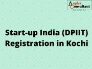 Start-up India (DPIIT) Registration in Kochi