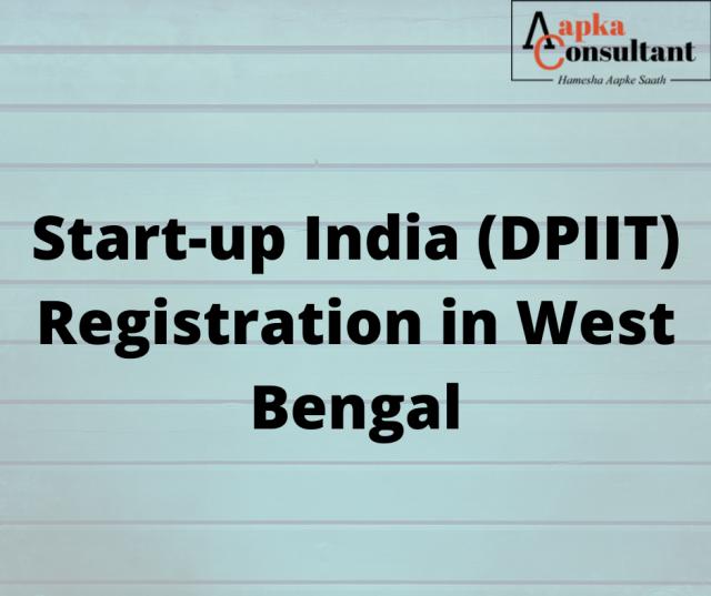 Start-up India (DPIIT) Registration in West Bengal