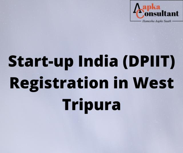 Start-up India (DPIIT) Registration in Tripura
