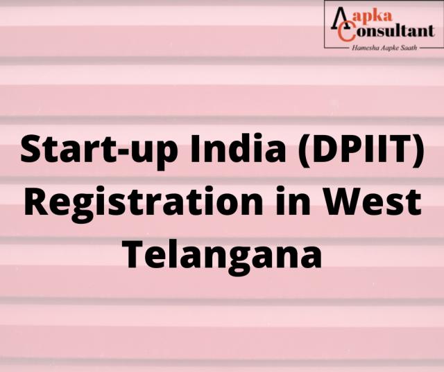 Start-up India (DPIIT) Registration in Telangana
