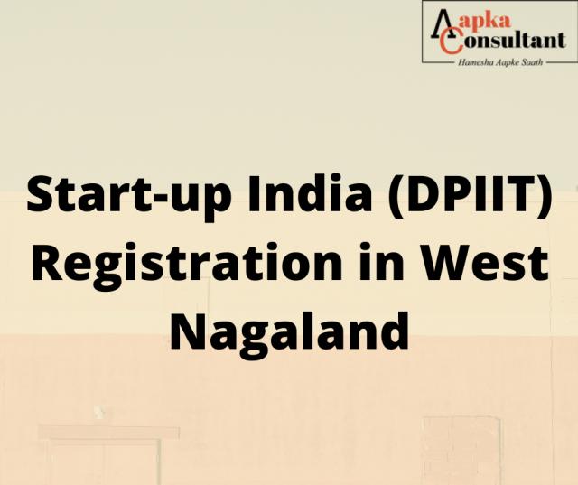 Start-up India (DPIIT) Registration in Nagaland