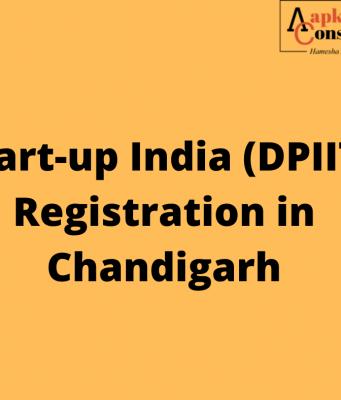 Start-up India (DPIIT) Registration in Chandigarh