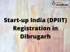 Start-up India (DPIIT) Registration in Dibrugarh