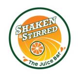 SHAKEN & STIRRED