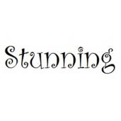STUNNING